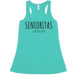 2017 Senior Girls Senioritas