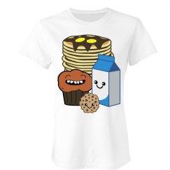 Foody Family T-Shirt