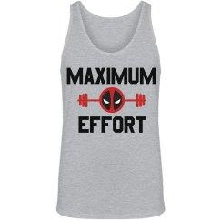 Maximum Deadpool Workout