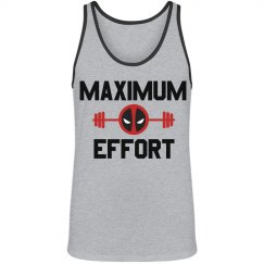 Maximum Deadpool Workout