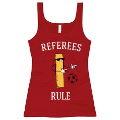 Referees rule