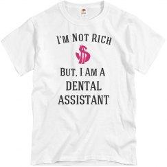 Not rich dental asst.