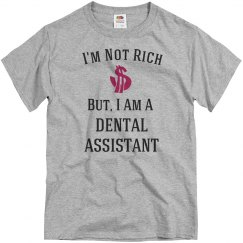 Not rich dental asst.