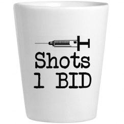 Shots 1 BID
