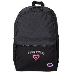Your Text Custom Bag