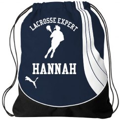 Hannah. Lacrosse expert