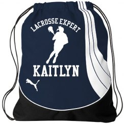 Kaitlyn. Lacrosse expert