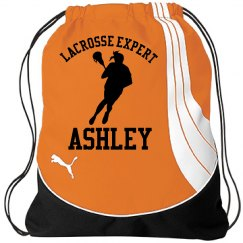 Ashley. Lacrosse expert