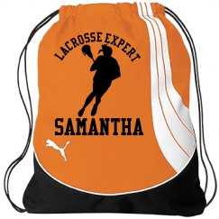Samantha. Lacrosse expert