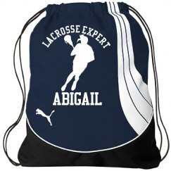 Abigail. Lacrosse expert