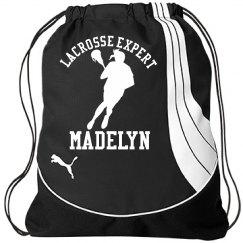 Madelyn. Lacrosse expert