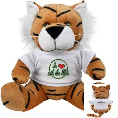 Love The 80's Tiger
