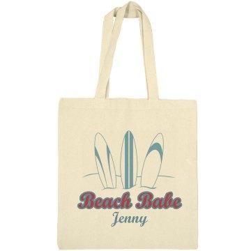 Beach Babe Tote