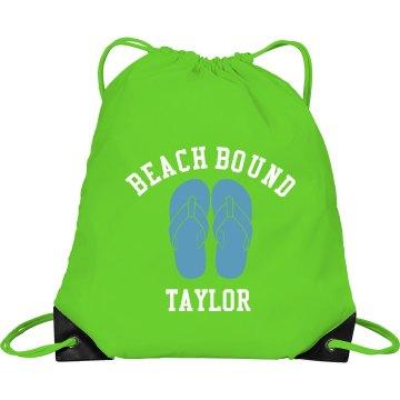 Beach Bound Bag