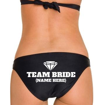 Beach Bound Team Bride