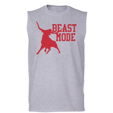 Beast Mode Sleeveless