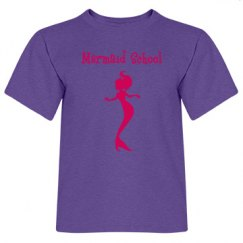 Mermaid School Toddler T