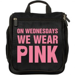 Wednesday Pink Makeup