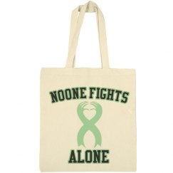 Noone fights alone bag
