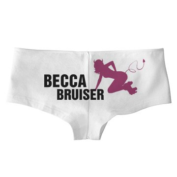 Becca Bruiser