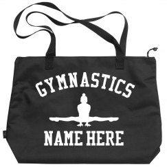 Sporty Custom Gymnastics Bag