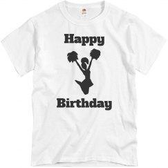 Happy birthday, cheer