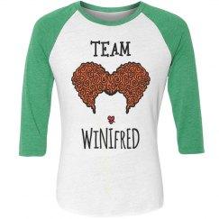 Team Winifred Halloween Tee