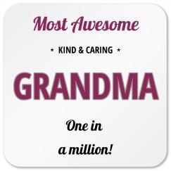 Most awesome grandma