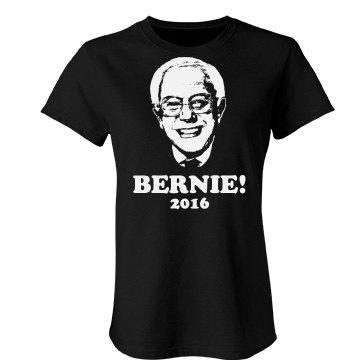 Bernie Sanders 2016!