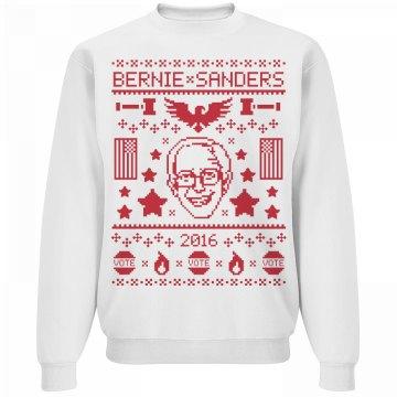Bernie Sanders Christmas