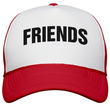 Best Friends Hat -Friends