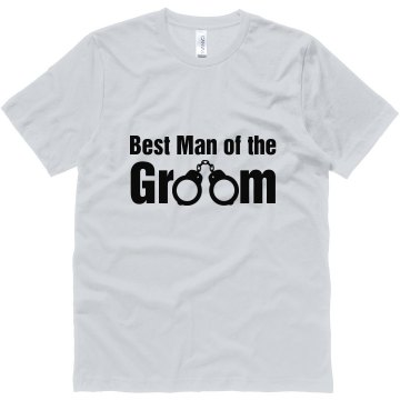 Best Man Of The Groom
