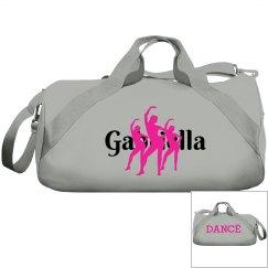 Move your body. Gabriella