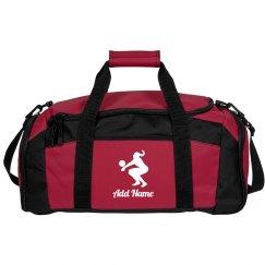 Custom volleyball bag