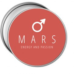 Horoscope Mars Design