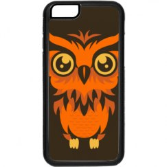 Owl iPhone 4, 4S Case 2