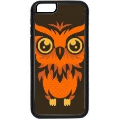 Owl iPhone 4, 4S Case 2