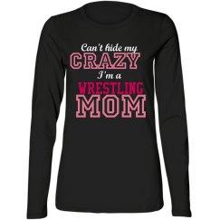 CRAZY WRESTLING MOM