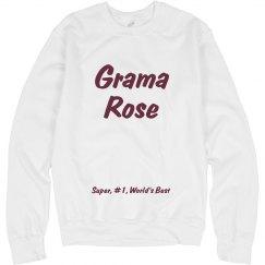 grama rose