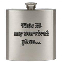 Survival Flask