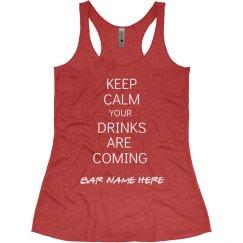 Keep Calm Drinks