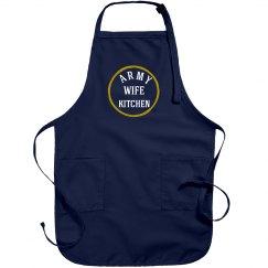 Army wife kitchen