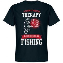 I need to go fishing