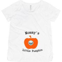 Pumpkin Maternity Top