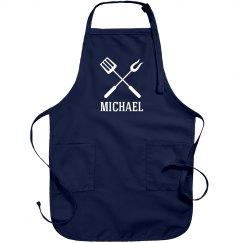 Michael apron