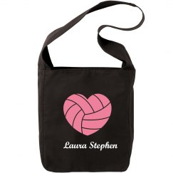 Football Girlfriend Bag