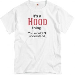 Its a Hood thing