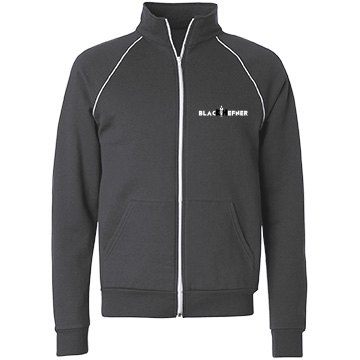 BH Fleece Track Jacket