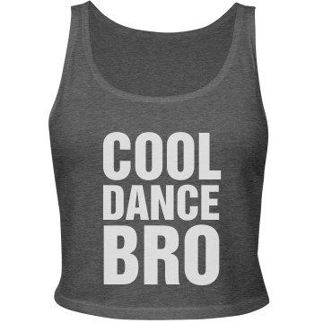 Big Cool Dance Bro Tank