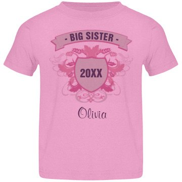 Big Sister Custom Year